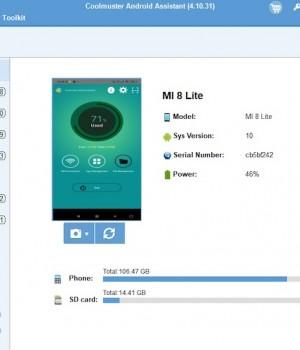 Coolmuster Android Assistant Ekran Görüntüleri - 5