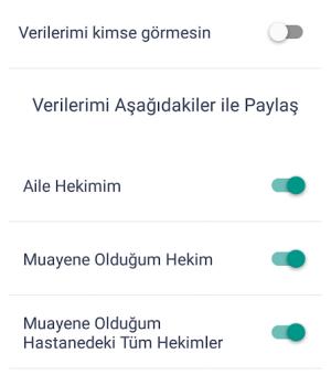 e-Nabız Ekran Görüntüleri - 4