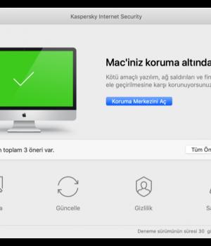 Kaspersky Internet Security Ekran Görüntüleri - 1