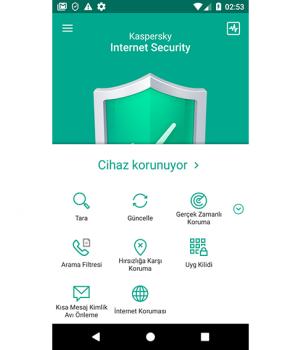Kaspersky Internet Security Ekran Görüntüleri - 2