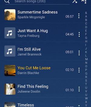 Müzik Çalar - MP3 Çalar Ekran Görüntüleri - 2