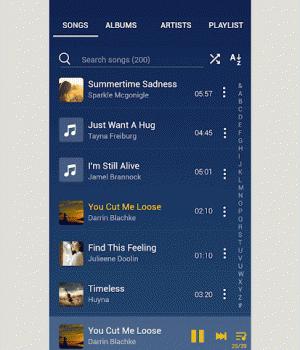 Müzik Çalar - MP3 Çalar Ekran Görüntüleri - 5