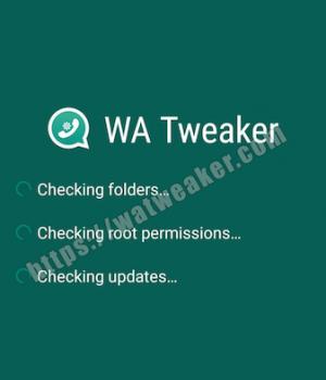 WA Tweaker (WA Tweaks) Ekran Görüntüleri - 1