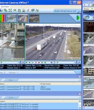 Active WebCam Ekran Görüntüleri - 1