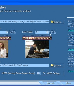 Active WebCam Ekran Görüntüleri - 9