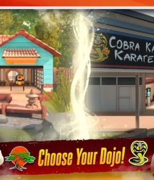 Cobra Kai: Card Fighter Ekran Görüntüleri - 2