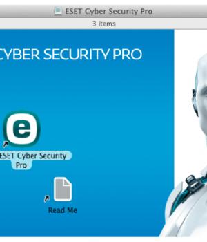 ESET Cyber Security Pro Ekran Görüntüleri - 1
