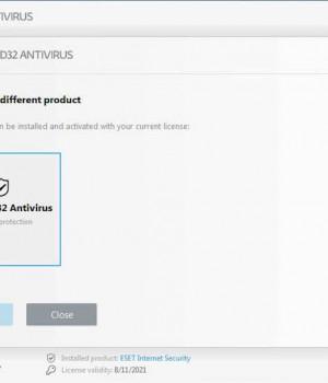 ESET NOD32 Antivirus Ekran Görüntüleri - 3