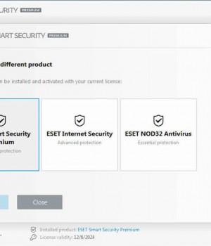 ESET Smart Security Premium Ekran Görüntüleri - 1