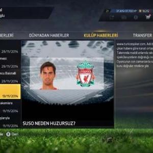 FIFA 15 Türkçe Yama Ekran Görüntüleri - 4