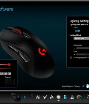 Logitech Gaming Software Ekran Görüntüleri - 1