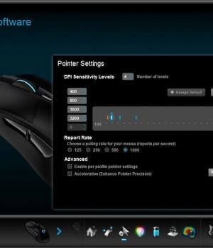 Logitech Gaming Software Ekran Görüntüleri - 4