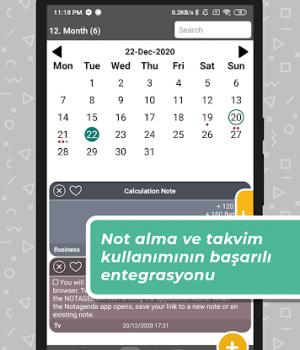 Notagenda Ekran Görüntüleri - 1