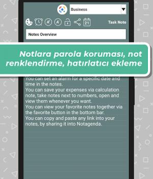 Notagenda Ekran Görüntüleri - 3