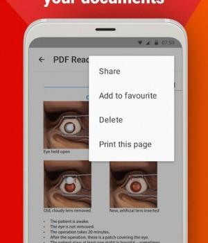PDF Reader Free Ekran Görüntüleri - 11