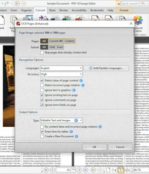 PDF-XChange Editor Ekran Görüntüleri - 10