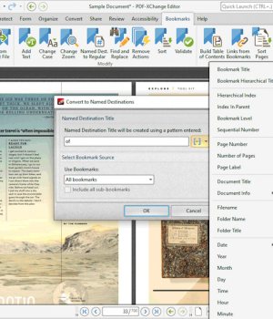 PDF-XChange Editor Ekran Görüntüleri - 9