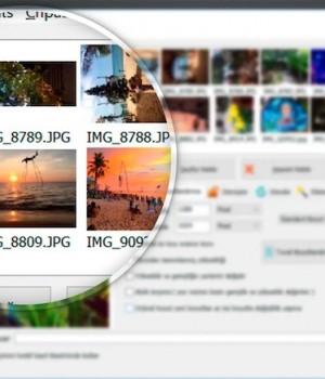 Toplu Resim Düzenleyici Ekran Görüntüleri - 1