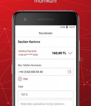 Vodafone Pay Ekran Görüntüleri - 3