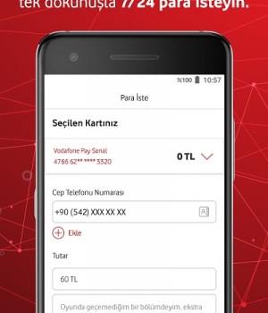 Vodafone Pay Ekran Görüntüleri - 4