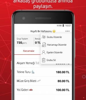 Vodafone Pay Ekran Görüntüleri - 5