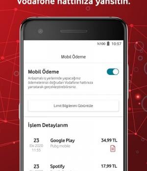 Vodafone Pay Ekran Görüntüleri - 7