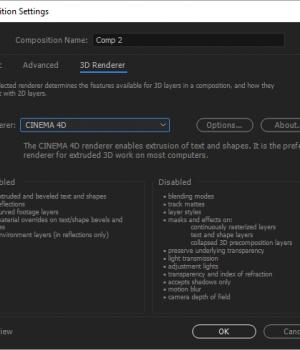 Adobe After Effects Ekran Görüntüleri - 1