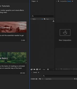 Adobe After Effects Ekran Görüntüleri - 4