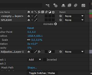 Adobe After Effects Ekran Görüntüleri - 5