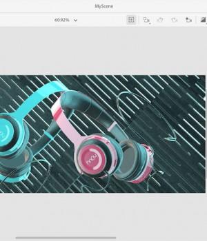 Adobe Dimension Ekran Görüntüleri - 2