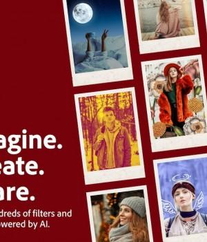 Adobe Photoshop Camera Ekran Görüntüleri - 1