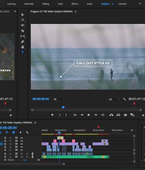 Adobe Premiere Pro Ekran Görüntüleri - 4