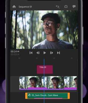 Adobe Premiere Rush Ekran Görüntüleri - 8