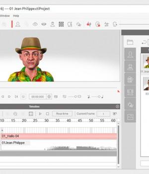 CrazyTalk Ekran Görüntüleri - 1