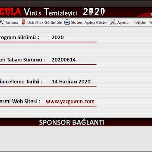 Dracula Virüs Temizleyici Ekran Görüntüleri - 2