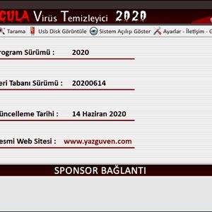 Dracula Virüs Temizleyici Ekran Görüntüleri - 3