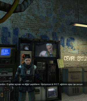 Half Life 2 Türkçe Yama Ekran Görüntüleri - 3