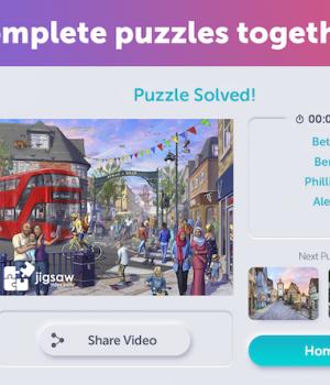 Jigsaw Video Party Ekran Görüntüleri - 6