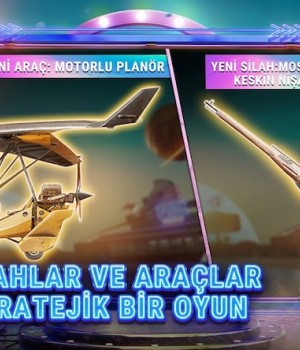 PLAYERUNKNOWN'S BATTLEGROUNDS - PUBG Ekran Görüntüleri - 5