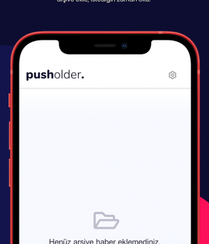 Pusholder Ekran Görüntüleri - 2