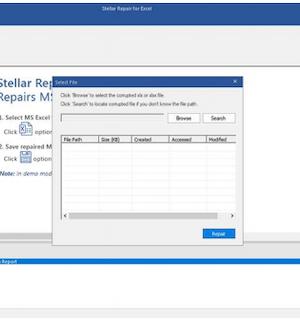Stellar File Repair Ekran Görüntüleri - 1
