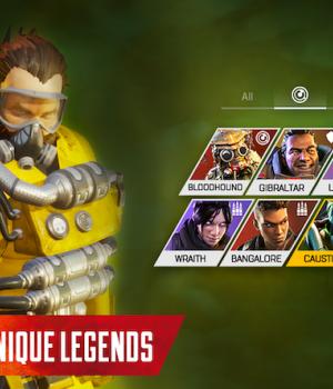 Apex Legends Ekran Görüntüleri - 2