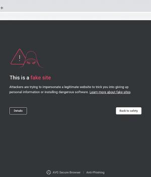 AVG Browser Ekran Görüntüleri - 4