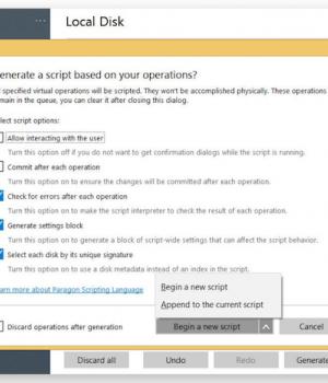 Hard Disk Manager Ekran Görüntüleri - 10