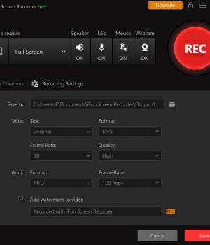 iFun Screen Recorder Ekran Görüntüleri - 2
