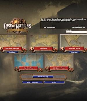 Rise Of Nations Ekran Görüntüleri - 5