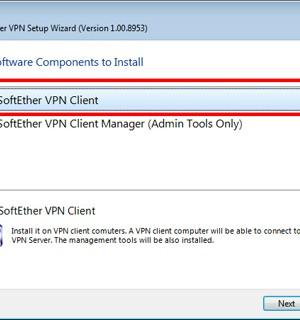 SoftEther VPN + VPN Gate Client Ekran Görüntüleri - 1