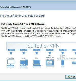 SoftEther VPN + VPN Gate Client Ekran Görüntüleri - 2