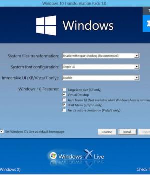 Windows 10 Transformation Pack Ekran Görüntüleri - 4