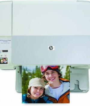 HP Photosmart C4580 All-in-one Yazıcı Driver Ekran Görüntüleri - 5